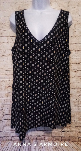 New Directions Sleeveless Top Size XL - Anna's Armoire