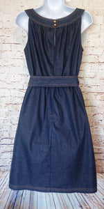 Emma & Michele Chambray Dress Size 12 - Anna's Armoire