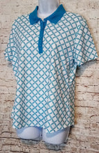 Load image into Gallery viewer, Greg Norman Play Dry Polo Top Size L - Anna's Armoire