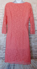 Load image into Gallery viewer, London Times Lace Dress Size 8