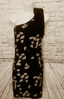 Gado Gado Black and Gold Dress Size XS - Anna's Armoire