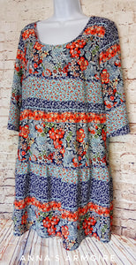Be by Chetta B Swing Dress Size 10 - Anna's Armoire