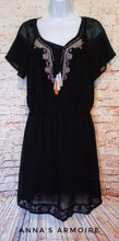 Load image into Gallery viewer, Knox Rose Sheer Dress Size M - Anna's Armoire