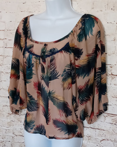 Full Tilt Sheer Top Size XS
