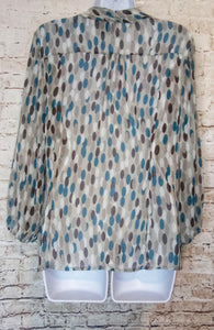 New Directions Sheer Top Size L - Anna's Armoire