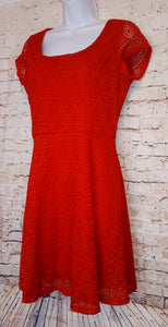 Charming Charlie Lace Dress Size S - Anna's Armoire