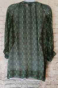 Chaus Peasant Top Size L - Anna's Armoire