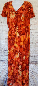 Saint Tropez West Maxi Dress Size 14 - Anna's Armoire