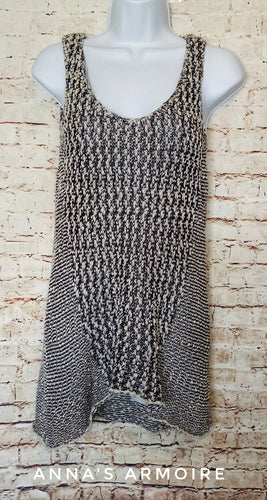CAbi Crochet Top Size S - Anna's Armoire