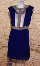 Load image into Gallery viewer, Miami Blue Dress Size S - Anna's Armoire