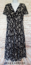 Load image into Gallery viewer, Dress Barn Midi Dress Size 10 - Anna's Armoire