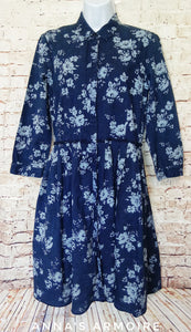 Gap Chambray Dress Size S - Anna's Armoire