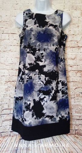 AB Studio Sleeveless Dress Size 4 - Anna's Armoire