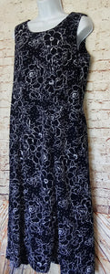 Studio I Maxi Dress Size 12P - Anna's Armoire