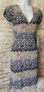 LOFT Wrap Dress Size XS - Anna's Armoire