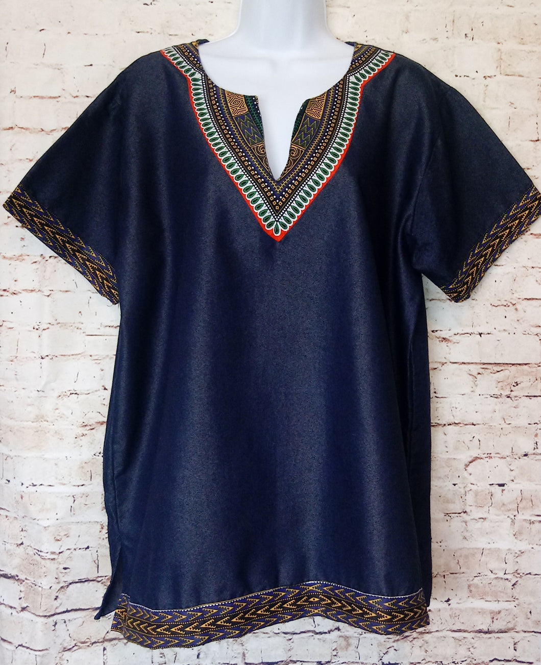 Chambray Tunic Top Size XL - Anna's Armoire