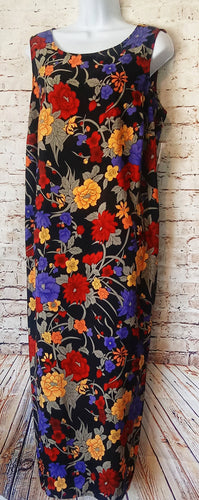 New with Tags JM Collection Sleeveless Dress Size 1X - Anna's Armoire