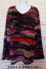 Load image into Gallery viewer, BonWorth Long Sleeve Top Size XL