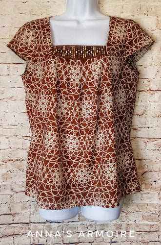LOFT Casual Top Size S - Anna's Armoire