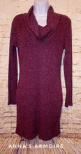 Load image into Gallery viewer, New with Tags Charlotte Russe Sweater Dress Size M(Juniors) - Anna's Armoire