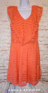 Charlotte Russe Lace Dress Size L(Juniors) - Anna's Armoire