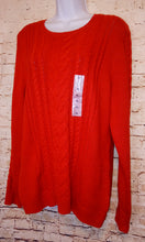 Load image into Gallery viewer, New with Tags Old Navy Cable Knit Sweater Size XL - Anna's Armoire