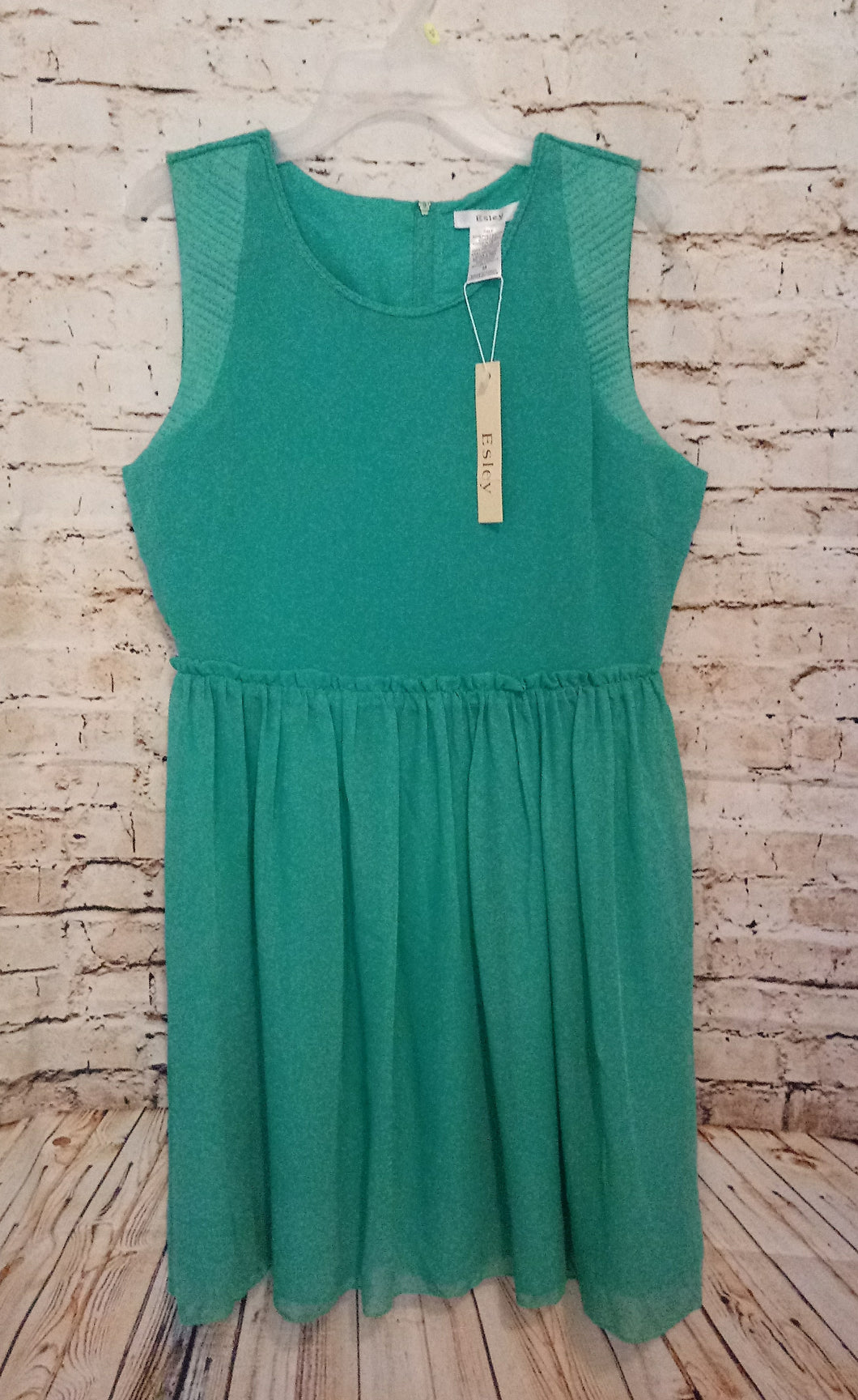 Esley Mint Green Party Dress Size M - Anna's Armoire