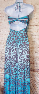 B Darlin Maxi Dress Size 3/4 (Juniors) - Anna's Armoire