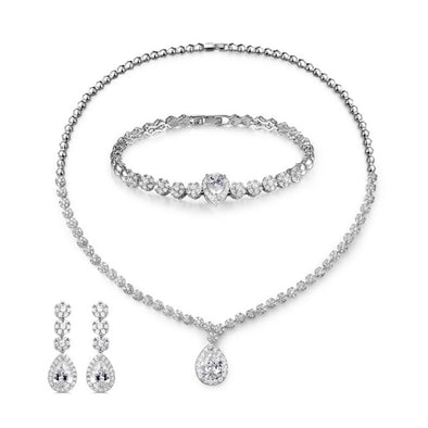 Luxury Jewellery Set Kalina