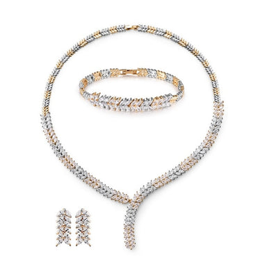 Luxury Jewellery Set Tanara