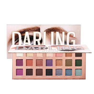 Darling Eyeshadow Palette with 21 Colours