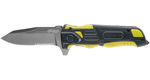 Walther Pro Rescue Pro Knife Yellow - Frontier Outdoors Australia