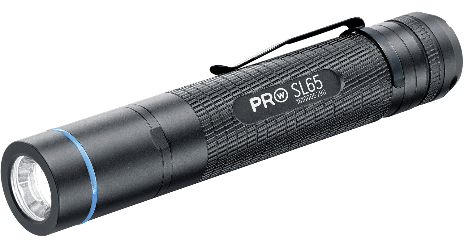 Walther Pro SL65 Torch - Frontier Outdoors