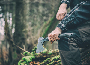 Walther Multifunctional Axe Knife - Frontier Outdoors