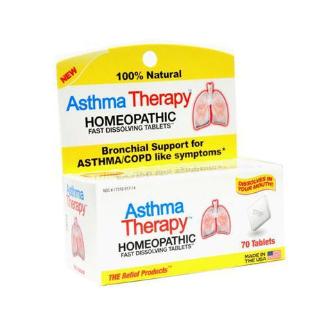 TRP Asthma Therapy 70 Tablets