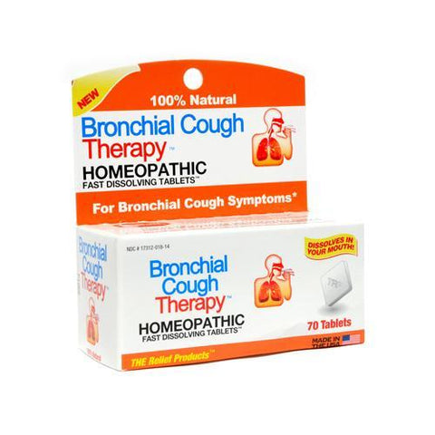 TRP Bronchial Cough Therapy 70 Tablets