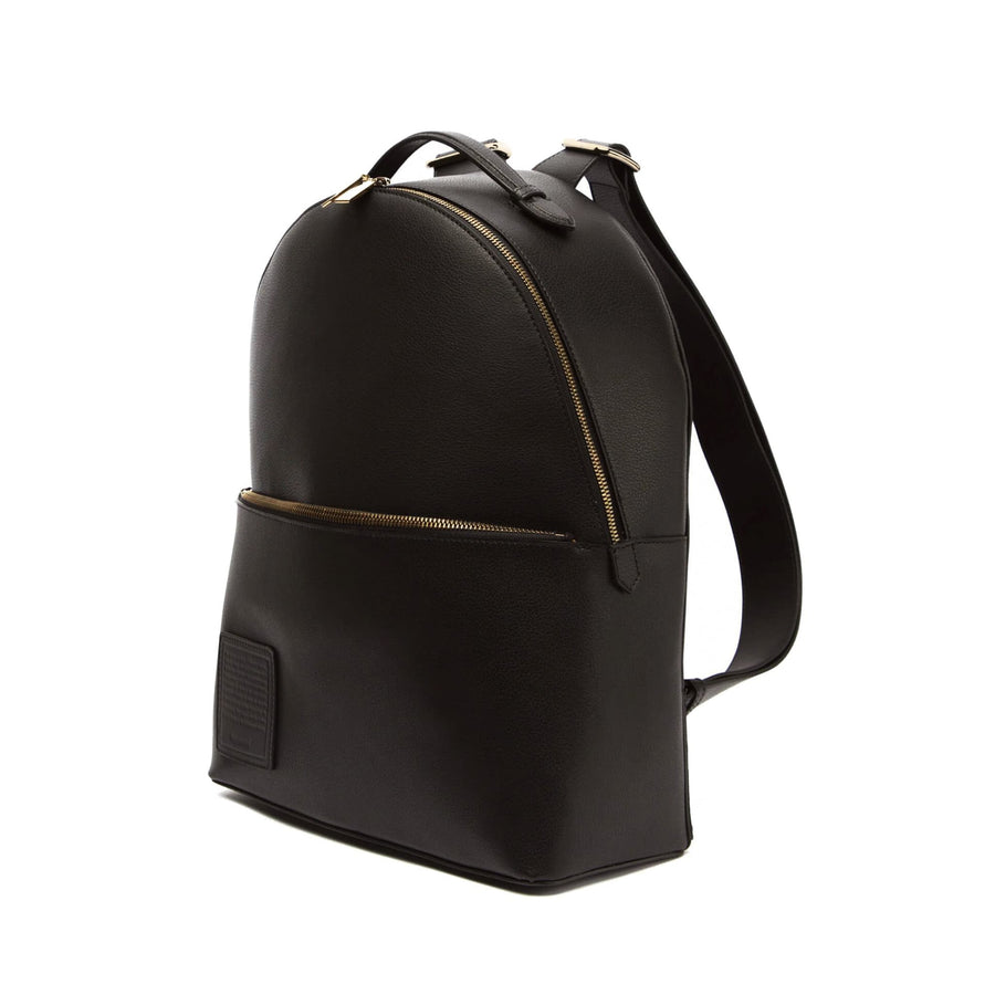 Medium Backpack - Black / Gold