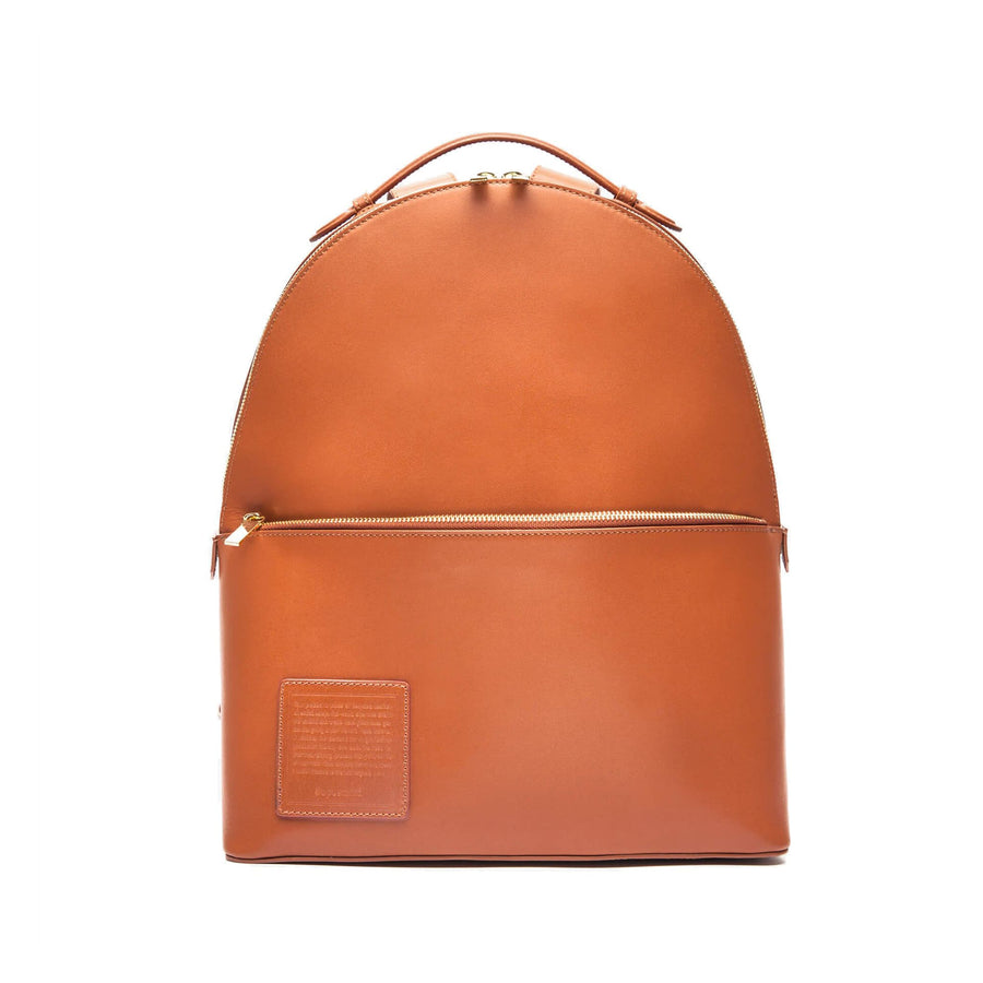 Medium Backpack - Terracotta