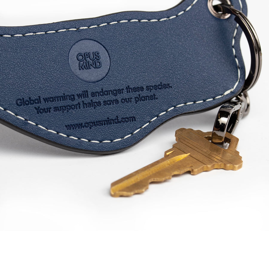 Endangered Species Keychain - Whale