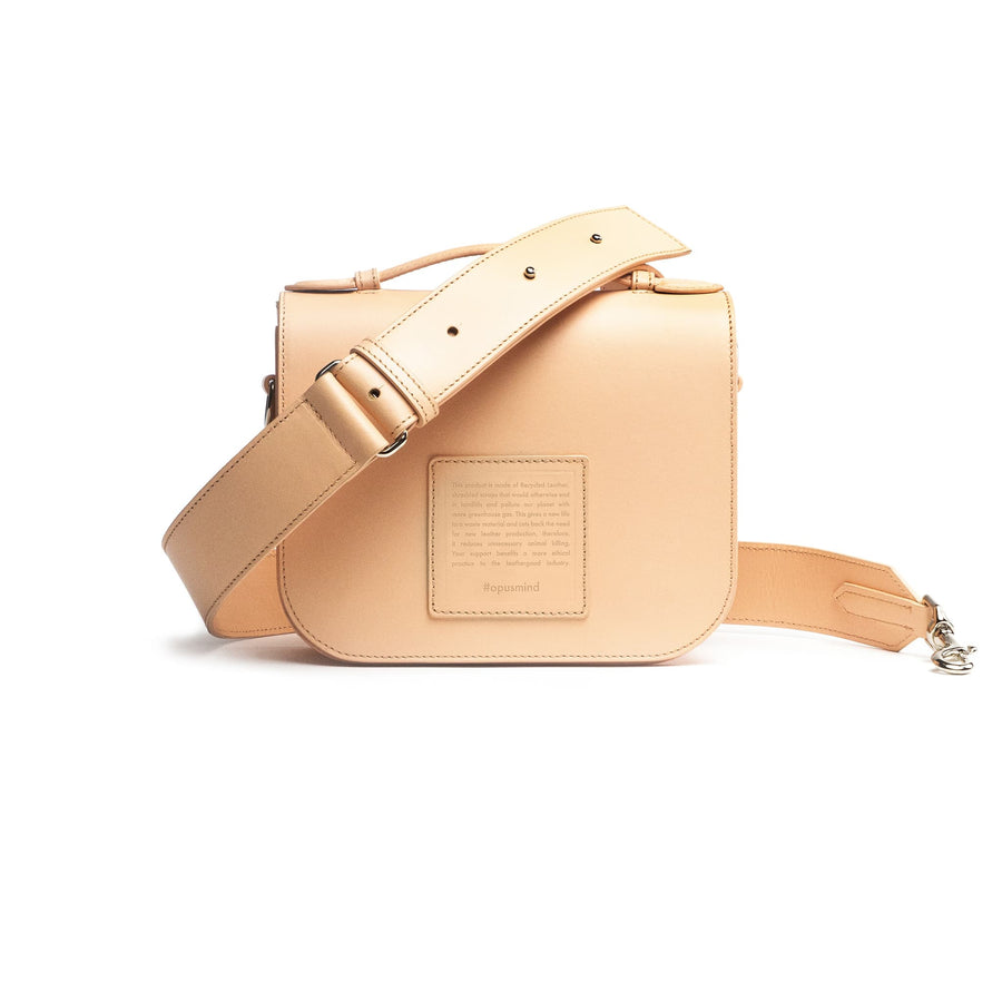 Saddle Crossbody - Millennial