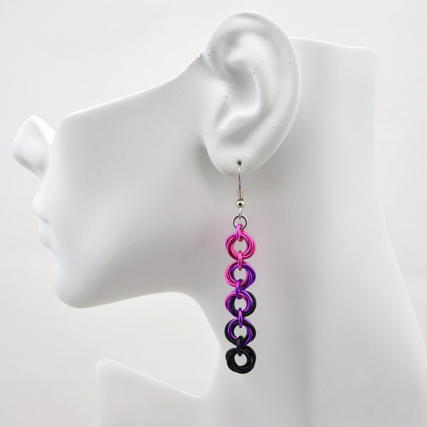 5-Knot Earrings - Rocker Chic