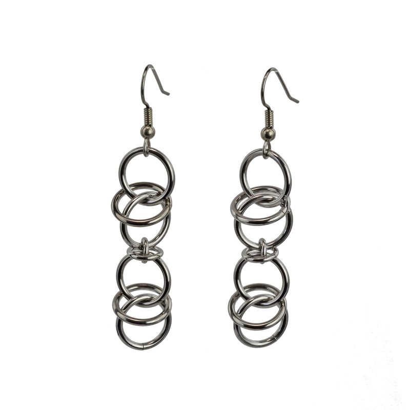 Airy Orbital Earrings