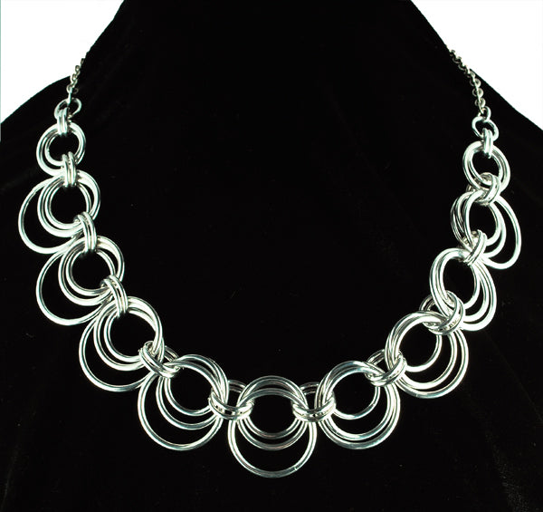 Scallop Collar Necklace