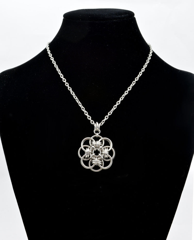 Quantum Rose MEDIUM Pendant