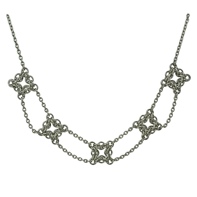 Celtic Filigree Collar Necklace