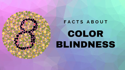 8 Facts about color-blindness
