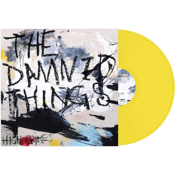 High Crimes Yellow Vinyl