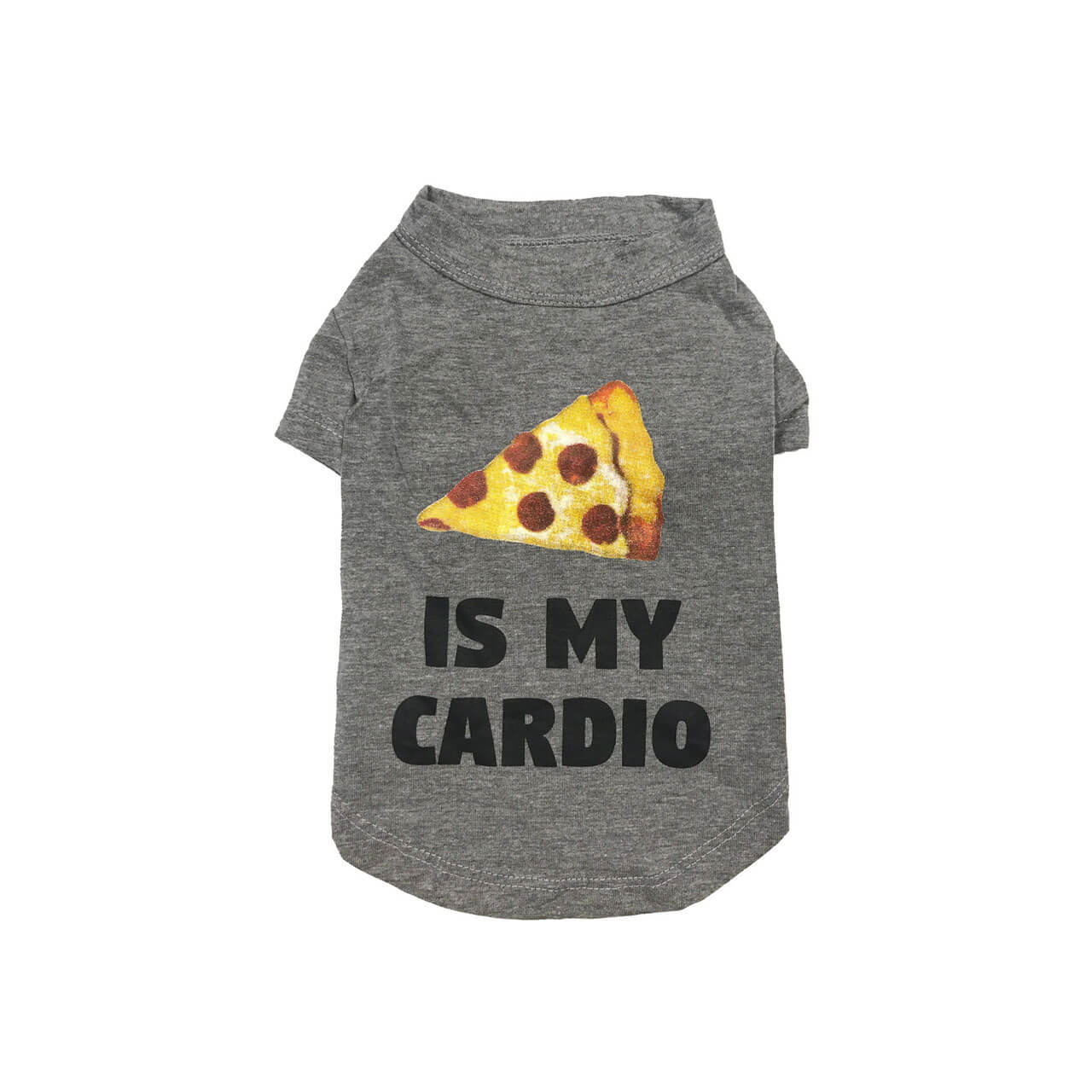 Pizza Is My Cardio