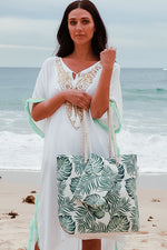 Tropical Beach Bag Set