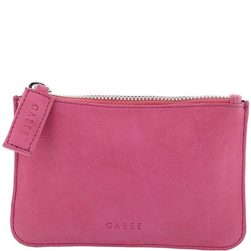 Pretty Pink, Soft leather pouch